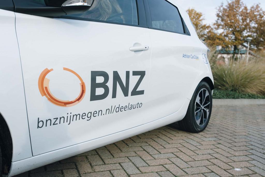 Maakt u al gebruik van de BNZ-deelauto?