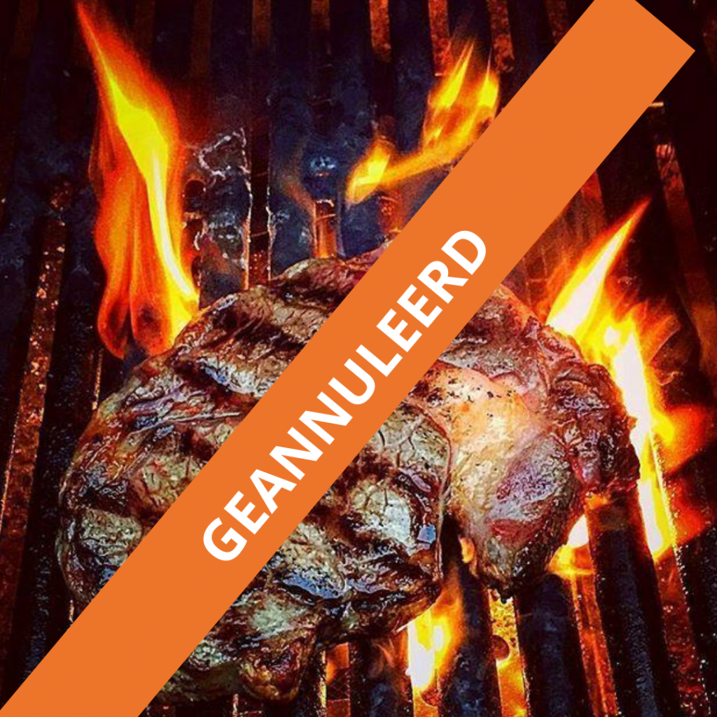 GEANNULEERD: Welcome Back Zomer BBQ